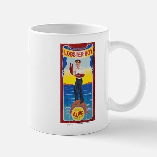 AHS Freak Show Lobster Boy Mug