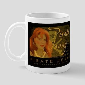 Pirate Jenny Mug