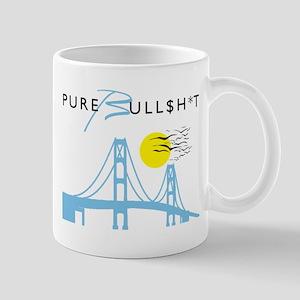 Pure Michigan - Pure Bull$h*t Mug