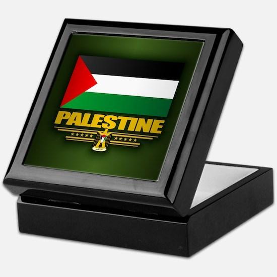 Palestine Keepsake Box