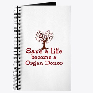 Save A Life Journal