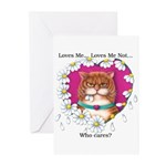 Loves Me Greeting Cards (Pk of 20)