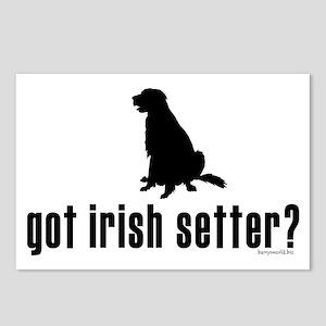got irish setter? Postcards (Package of 8)