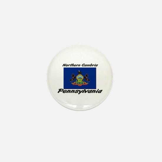 Northern Cambria Pennsylvania Mini Button
