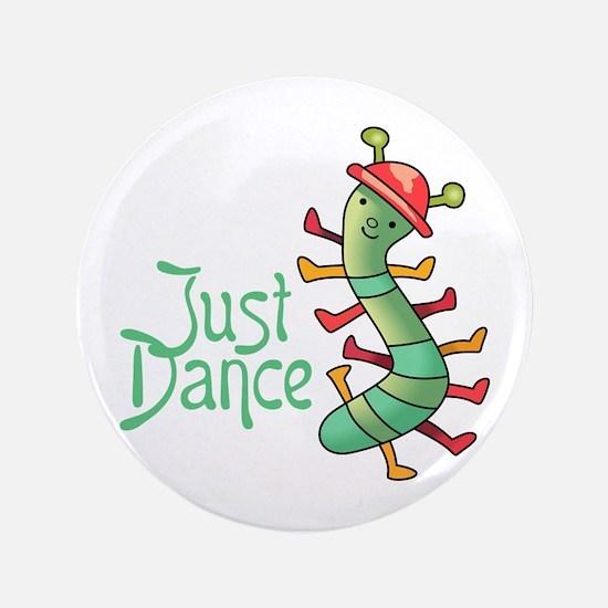 "JUST DANCE 3.5"" Button"