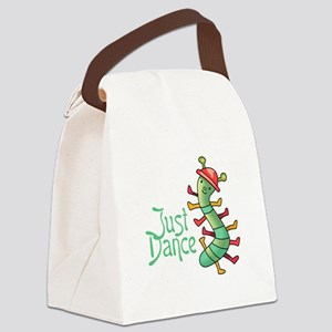 JUST DANCE Canvas Lunch Bag