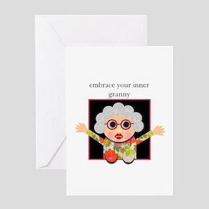 grandma Greeting Card