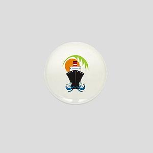 CARIBBEAN CRUISE Mini Button