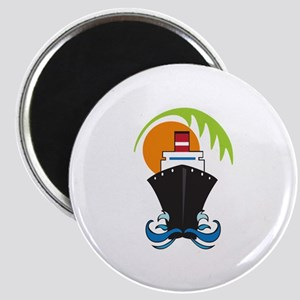 CARIBBEAN CRUISE Magnets