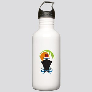 CARIBBEAN CRUISE Water Bottle