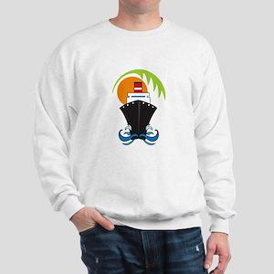 CARIBBEAN CRUISE Sweatshirt