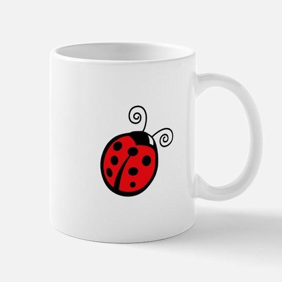 LADYBUG APPLIQUE Mugs