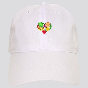 heart healthy foods Baseball Cap