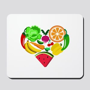 heart healthy foods Mousepad