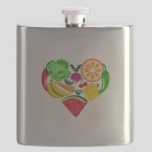 heart healthy foods Flask