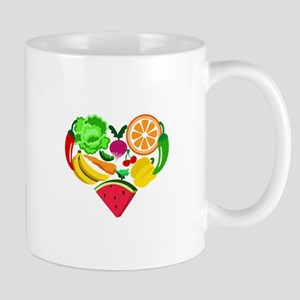 heart healthy foods Mugs