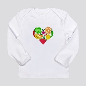 heart healthy foods Long Sleeve T-Shirt