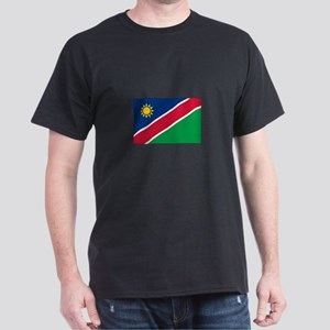 Namibia Flag Dark T-Shirt