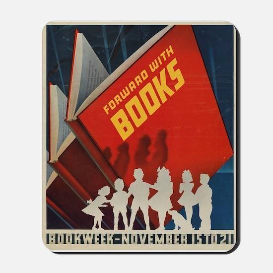 1942 Children's Book Week Mousepad