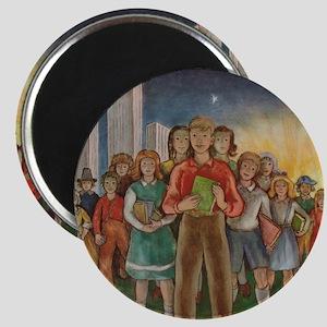 1947 Children's Book Week Magnets