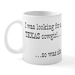 Texas Cowgirl Mugs