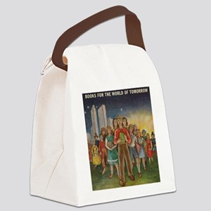 1947 Children's Book Week Canvas Lunch Bag