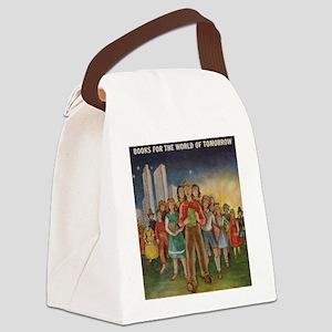 1947 Children's Book Week Canvas Lunch Bag