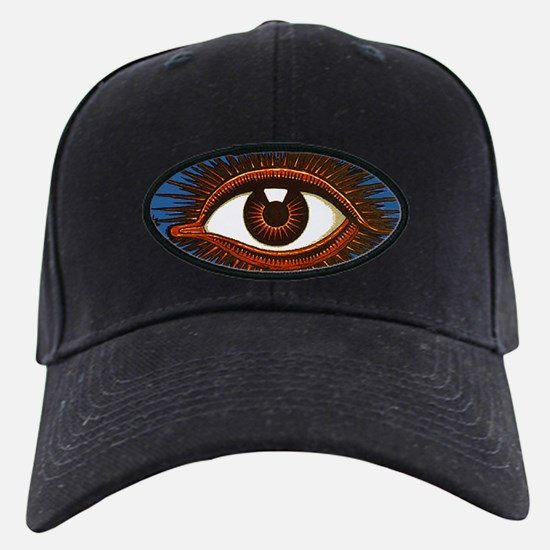 Eye Eyeball Baseball Hat