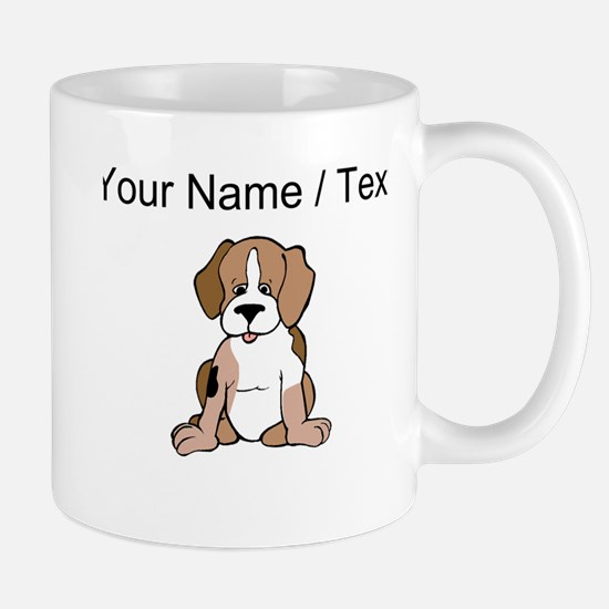 Custom Cute Dog Mugs