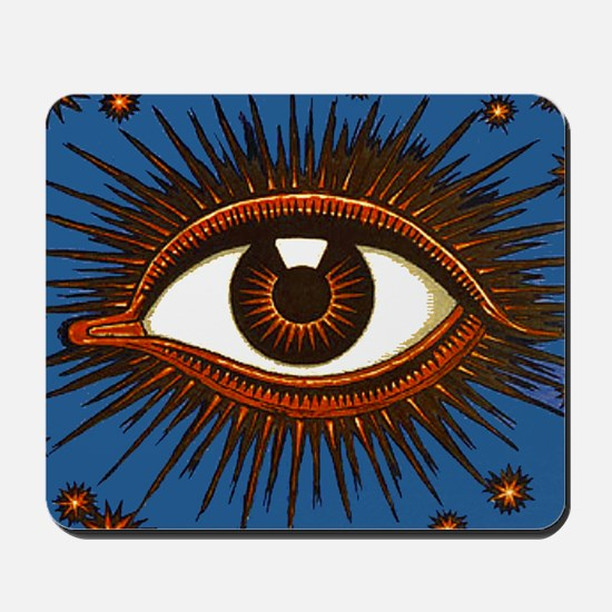 Eye Eyeball Mousepad