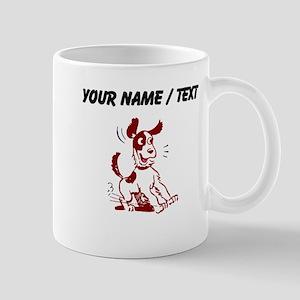 Custom Happy Dog Mugs