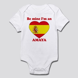 Amaya, Valentine's Day  Infant Bodysuit