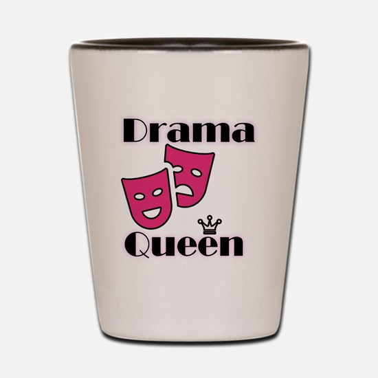 Funny Personality Shot Glass