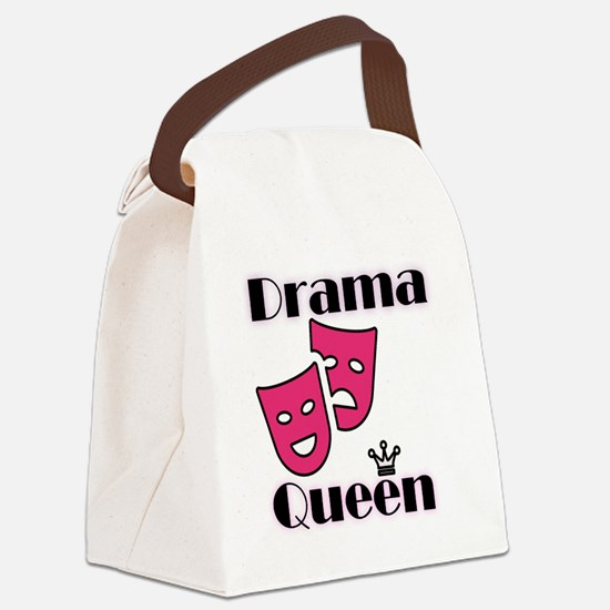 Cool Beauty Canvas Lunch Bag