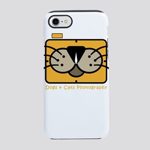 dogs and cats photography iPhone 7 Tough Case