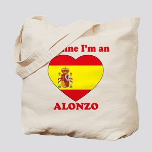 Alonzo, Valentine's Day Tote Bag