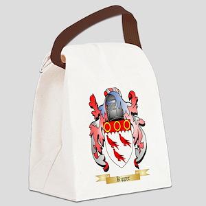 Kipper Canvas Lunch Bag