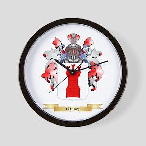 Kinsey Wall Clock