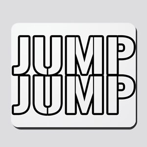 Jump Jump Mousepad