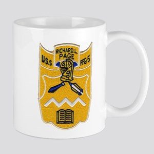 USS RICHARD L. PAGE Mug