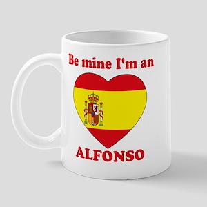 Alfonso, Valentine's Day Mug