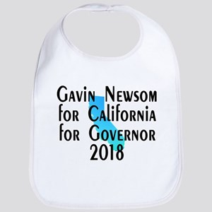 Gavin Newsom, Governor - Bib