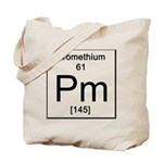 61. Promethium Tote Bag