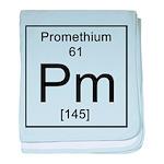61. Promethium baby blanket