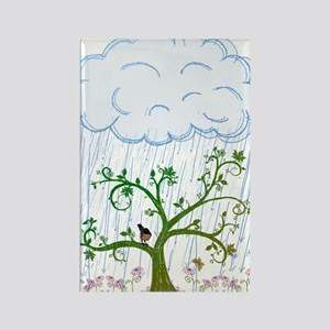 Spring Showers Magnets