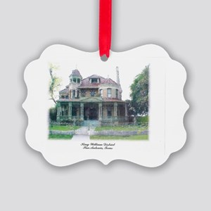 Southern Victorian by jsk Picture Ornament