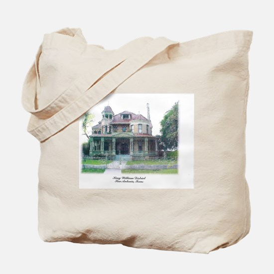 Southern Victorian by jsk Tote Bag