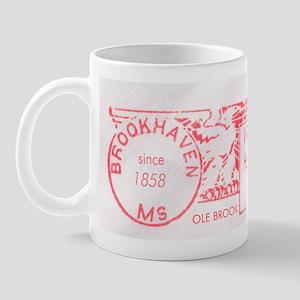 Postmark: Ole Brook Mug