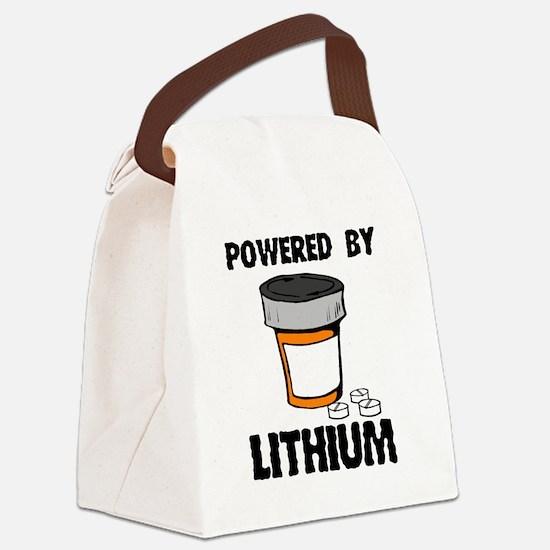 Unique Bipolar Canvas Lunch Bag