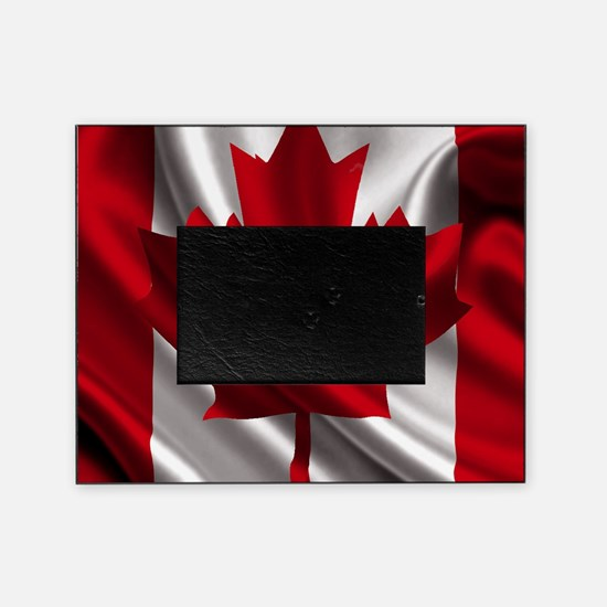 Canadian Flag Picture Frame